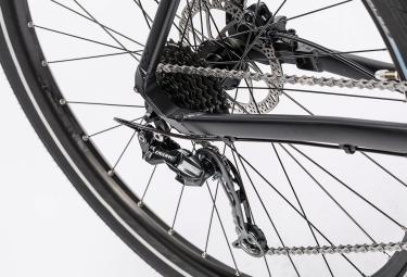 Vélo de Ville Cube Hyde Shimano Acera 9V