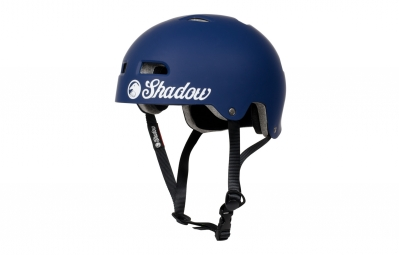 casque bol shadow classic bleu mat l xl 57 60 cm