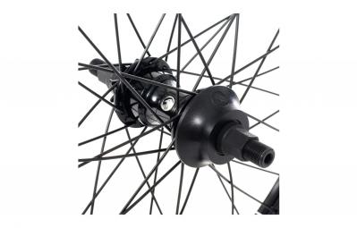 roue arriere shadow symbol noir droit rhd