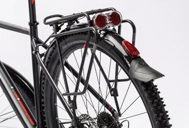 Vélo de Voyage Cube Travel - 29'' Shimano Acera 9V Noir