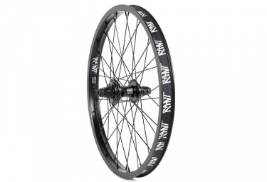 Rant Party On Rear Wheel Black