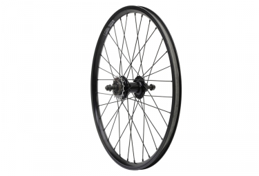 POSITION ONE V3 Cassette Rear Wheel 20'' x 1-3/8'' Black