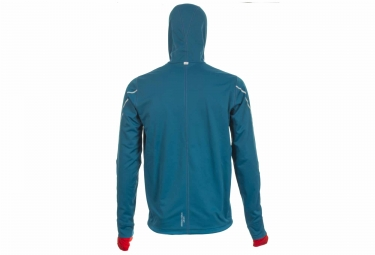 Veste Coupe-Vent GORE RUNNING WEAR ESSENTIAL WINDSTOPPER Bleu