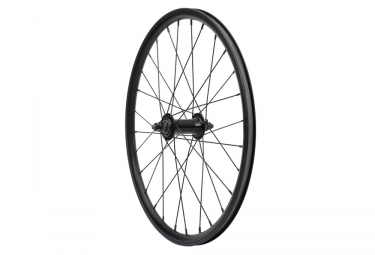 POSITION ONE V2 Front Wheel 20'' x 1-3/8 Black