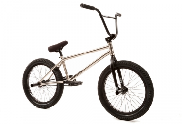 BMX Freestyle Fit Bike Co Hango 3 LHD 21'' Argent 2017