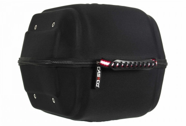 Housse de Casque Solide CASCO Hardcase Helmet Noir
