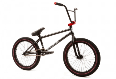 BMX Freestyle Fit Bike Co Mac 1 20.25'' Noir 2017