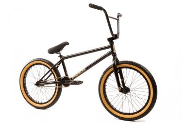 BMX Freestyle FIT Long 1 Noir 2017