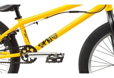 BMX Freestyle FIT PRK Jaune 2017