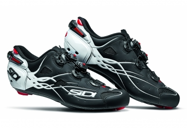 Road Shoes Sidi Shot Black/White 2017