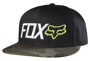 Casquette FOX HAZZARD SNAPBACK Camouflage
