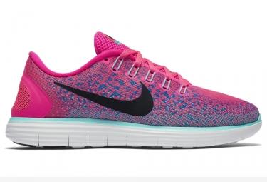 Nike free run distance femme rose 36 1 2