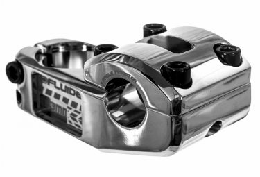 Fluide Cypress Top Load Stem Chrome