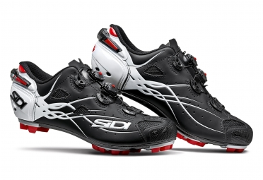 Chaussures VTT SIDI Tiger Noir/Blanc