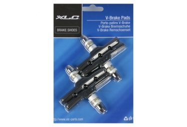 x4 patins de freins v brake xlc bs v01 70mm