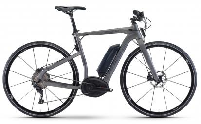 Vélo de Ville Électrique Haibike  Xduro Urban 4.0 Shimano Deore XT 11V Gris