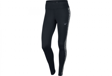 collant femme nike power epic flash noir xs