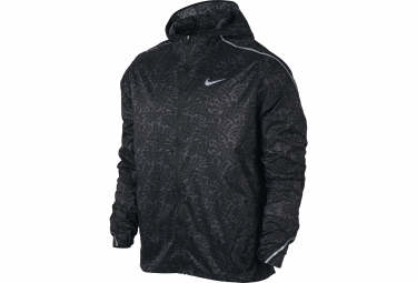 veste coupe vent homme nike shield impossibly light rostarr noir xl