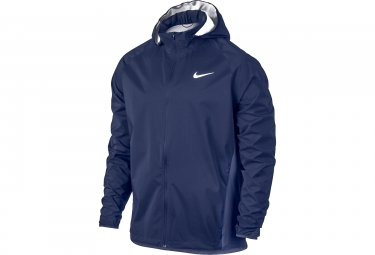 veste coupe vent homme nike shield bleu xl