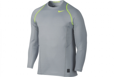 Maillot Thermique Homme NIKE PRO HYPERWARM Gris