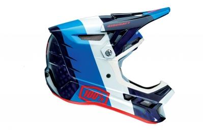 casque integral 100 aircraft r8 mips bleu blanc l 59 60 cm
