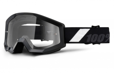 Goggles 100% Strata Goliath clear black