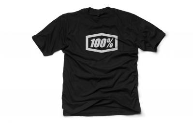 t shirt 100 essential noir s