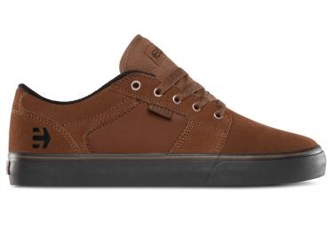 paire de chaussures bmx etnies barge ls marron 44