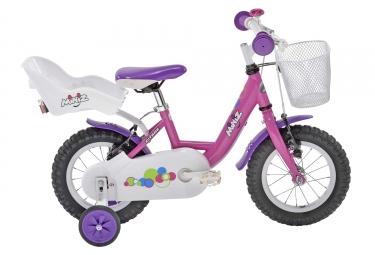 Bicicleta Infantil Gitane  Miniz 12'' Rose