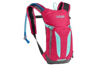 Camelbak Mini Mule Youth Hydration Pack 1.5L Pink