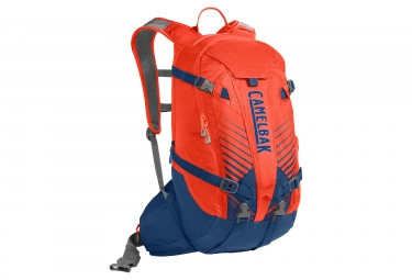 Sac hydratation camelbak kudu 18 3l orange bleu