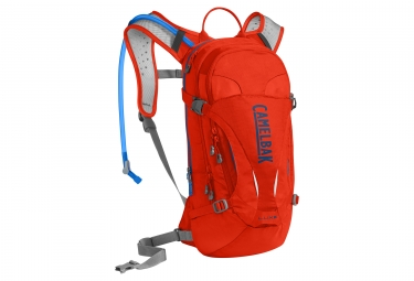 sac hydratation camelbak luxe 2017 3l orange