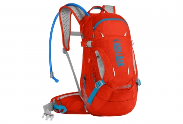 sac hydratation camelbak luxe lr 14 3l orange