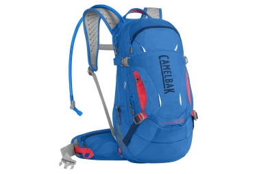 camelbak luxe lr 14 hydration pack 3l blue