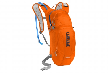 sac hydratation camelbak lobo 3l orange