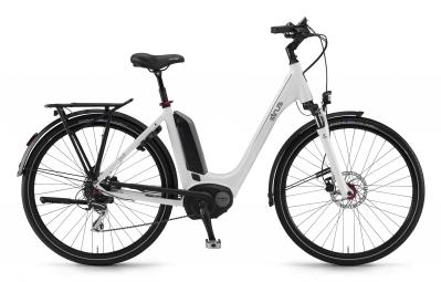 Vélo de Ville Électrique Sinus Tria 8 Shimano Acera 8V  2017