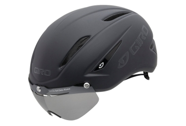 casque giro air attack shield noir l 59 63 cm