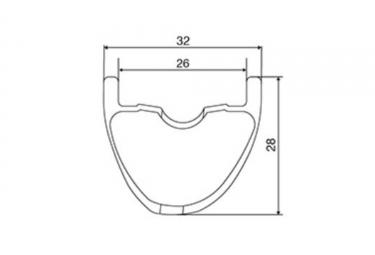 Roue Arrière MAVIC XA Pro Carbon WTS 27.5'' | 142x12mm | Sram XD | Quest Pro 2.4
