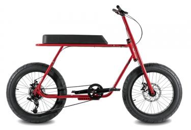 COAST CYCLES Vélo BUZZRAW Rouge