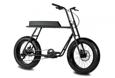 Vélo de Ville COAST CYCLES RUCKUS - 20'' Sram X4 8V Noir 2017