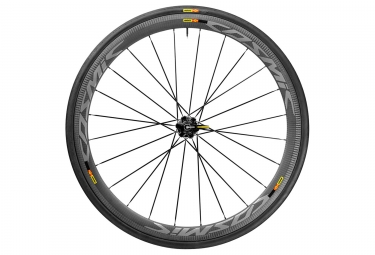 roue arriere mavic 2017 cosmic pro carbon sl c corps campagnolo yksion pro 25mm