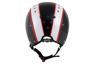 Casque Aero CASCO WARP-SPRINT Carbone Noir