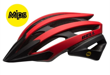 Casco Bell CATALYST MIPS Noir / Rouge