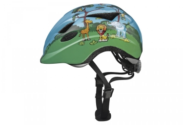 ABUS ANUKY Kids Helmet Blue Green