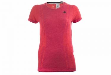 Adidas t shirt femme adistar wool primeknit s