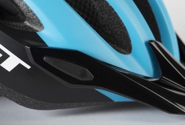 casque met crossover bleu noir l 60 64 cm