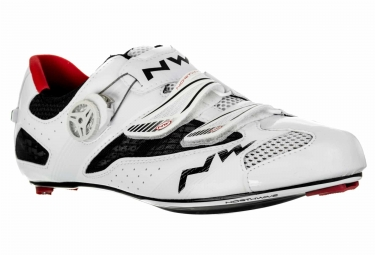 Paire de chaussures route Northwave Galaxy Blanc