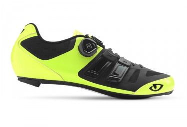 Zapatillas Carretera Giro SENTRIE TECHLACE Jaune