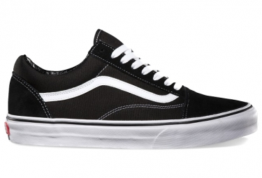 VANS Zapatillas OLD SKOOL Negro Blanco