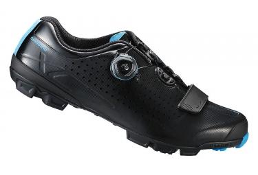 chaussures vtt shimano xc 700 noir 45 1 2